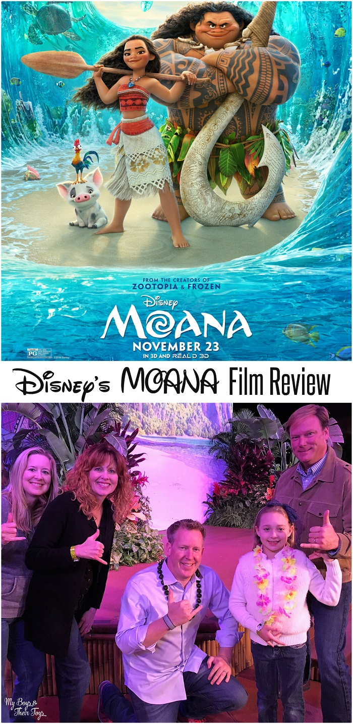 moana disney movie review