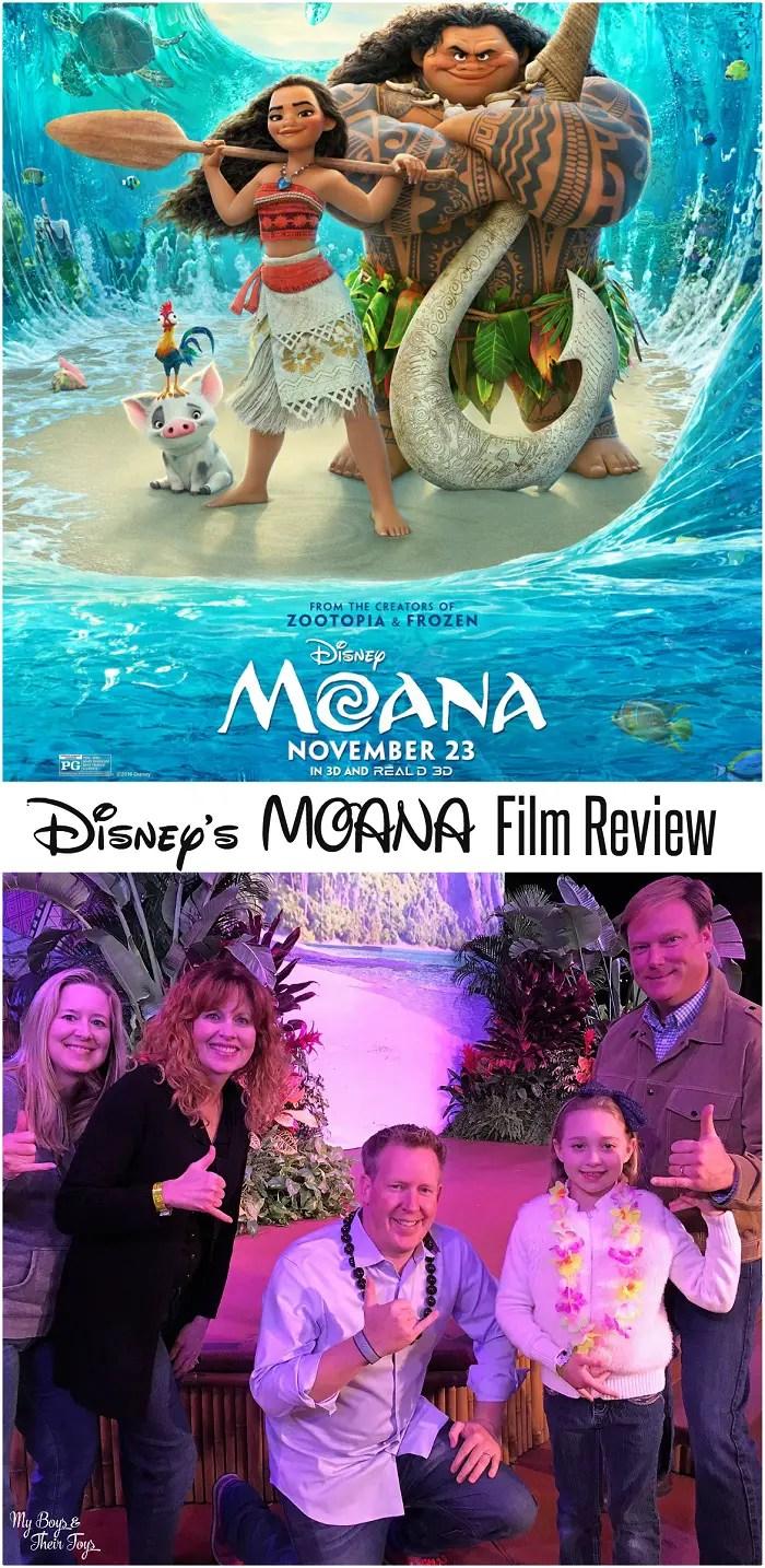moana movie review