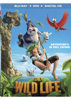 The Wild Life Movie Swings Home on Blu-ray Next Week!