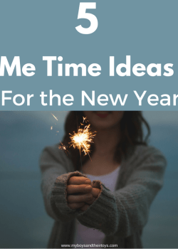 5 ME Time Ideas