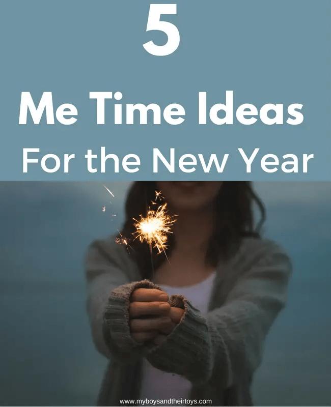 5 ME Time Ideas