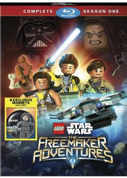 LEGO Star Wars The Freemaker Adventures on Blu-ray and DVD