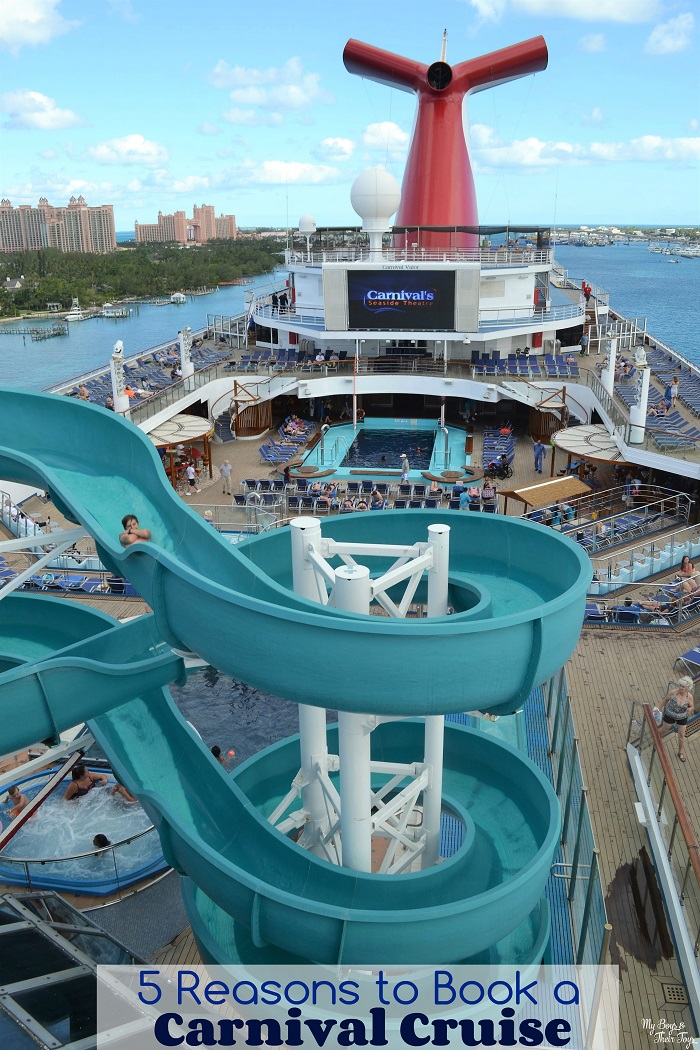 5 Reasons To Book A Carnival Cruise My Boys And Their Toys