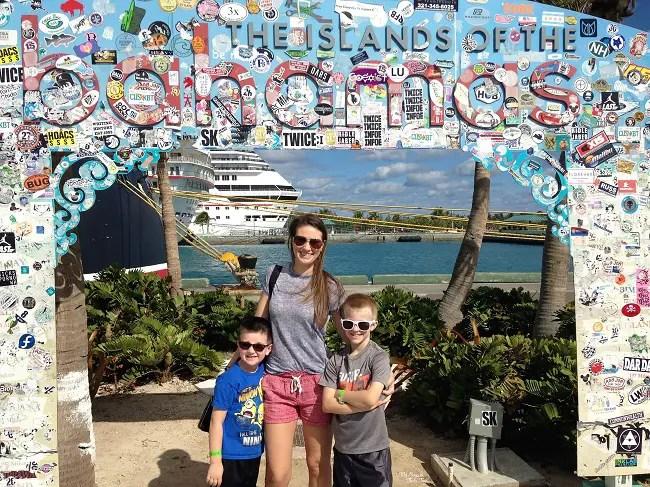 dream destinations bahamas