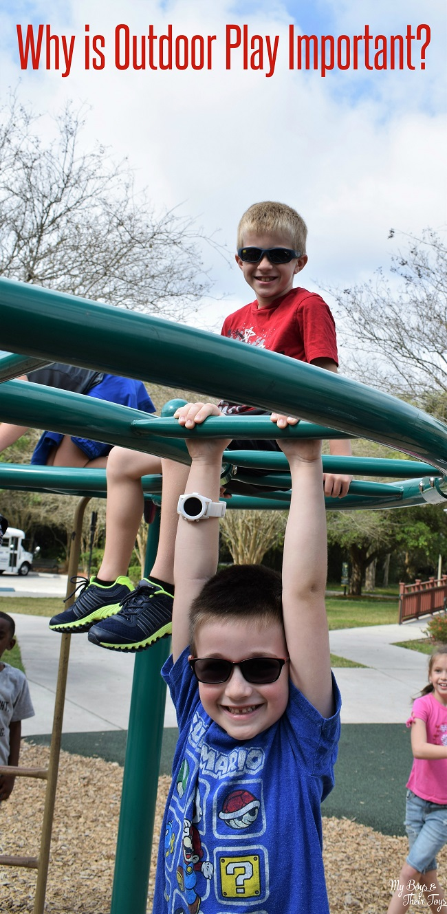 Why is Outdoor Play Important