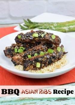 bbq asian ribs recipe