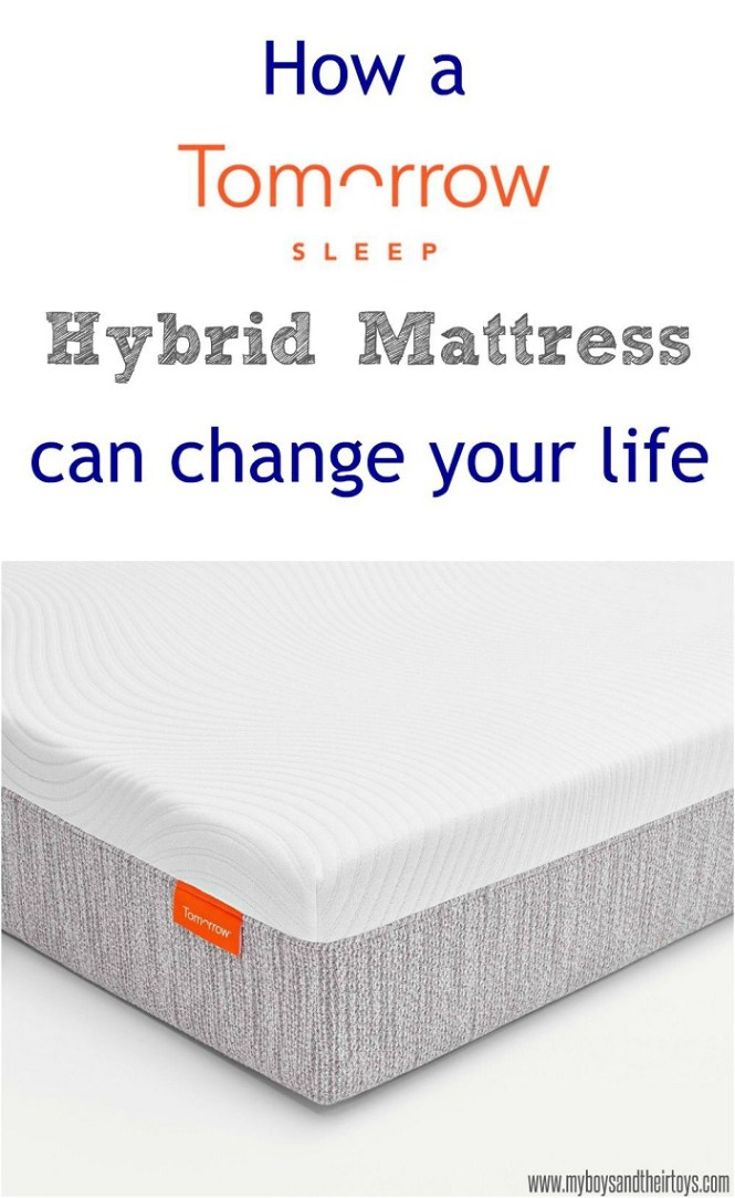 Meet The Tomorrow Sleep Mattress