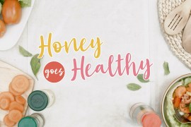 Honey Goes Healthy