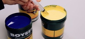 The Color Wheel Using Boysen Colorants