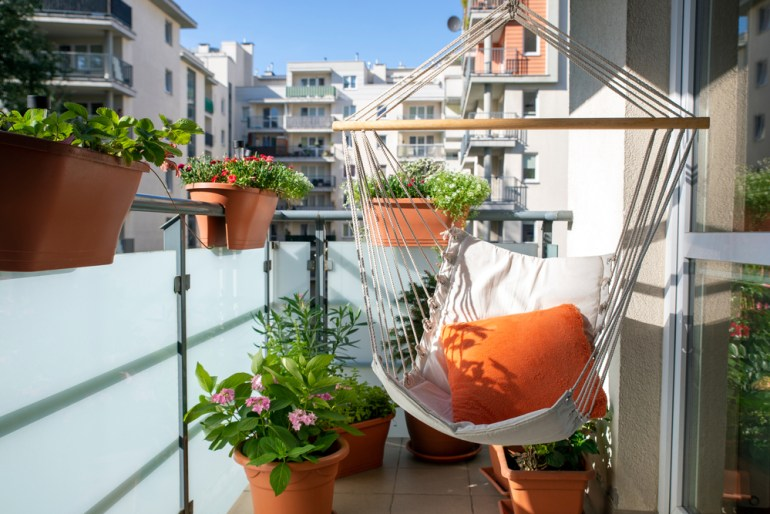Boysen Paint Ideas | Snug Balconies for Staycation Feels | MyBoysen