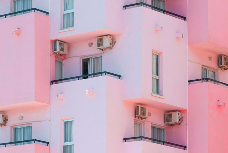 Tickled Pink: Blushing Hues for Exteriors   MyBoysen