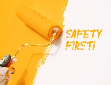 5 Home Painting Safety Tips to Always Follow   MyBoysen