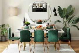 7 Dining Room Decorating Ideas for Empty Walls | MyBoysen