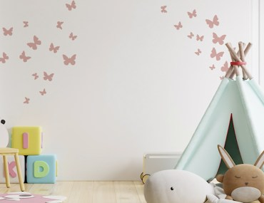Magical Butterfly Wall Video Tutorial