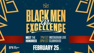 2021 Black Men in Excellence Mixer