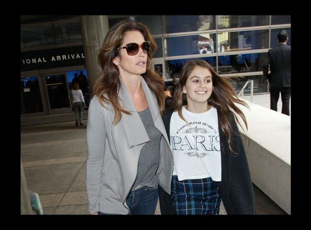 cindy crawford's Children