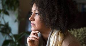 Rachel Dolezal , the white who posed as Black