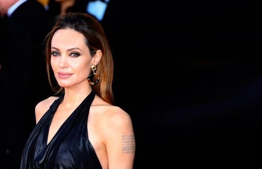 Angelina Jolie is 40