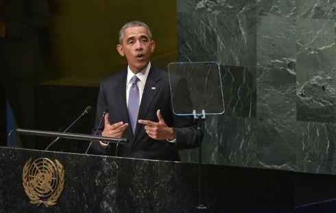 """Syria : Obama """" ready to work """" with Russia and Iran"""