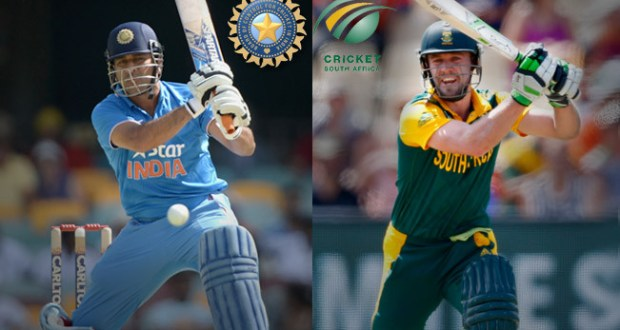 India vs. South Africa 1st T20