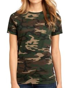 The Camouflage Tops