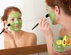 Avocado Mask to Rejuvenate skin