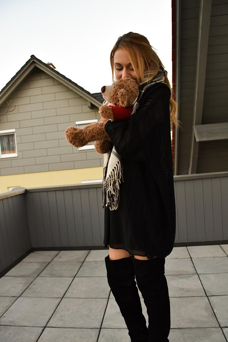 I love my teddy