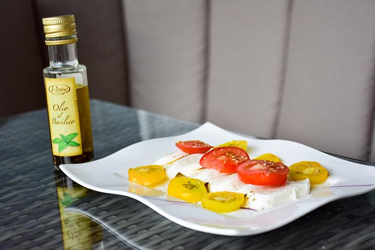Tomaten Mozzarella für einen gesunden Lebensstil