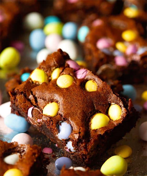 fondant aux restes de chocolat de paques ou noel