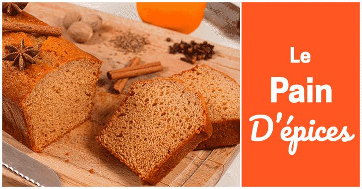 recette du pain d epices