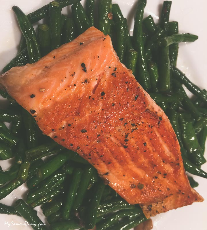 food my personalize low carbs diet with a lot of exception my