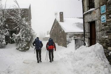 Winter Camino
