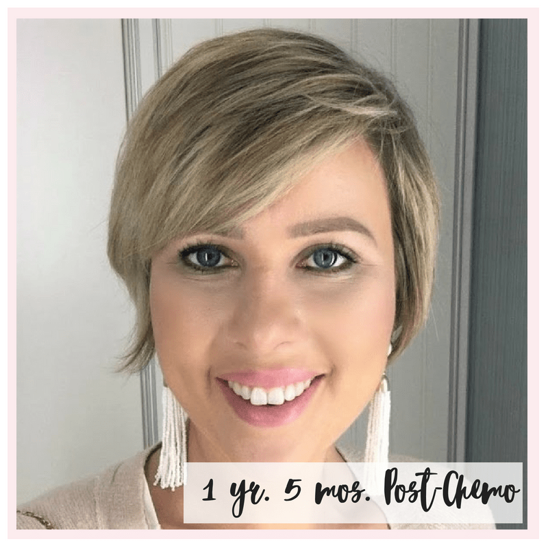 My Cancer Chic Post Chemo Hair Growth Timeline