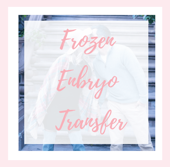 Frozen Embryo Transfer: Overview & Week 1 - My Cancer Chic