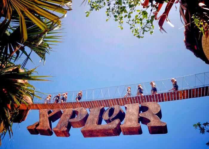 Xplor Tour From Cancun Xplor Park Tours