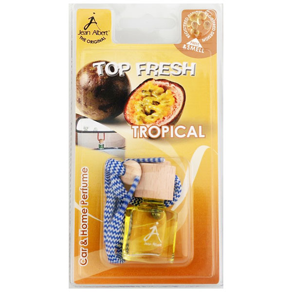 Jean-albert-car-perfume—Tropical