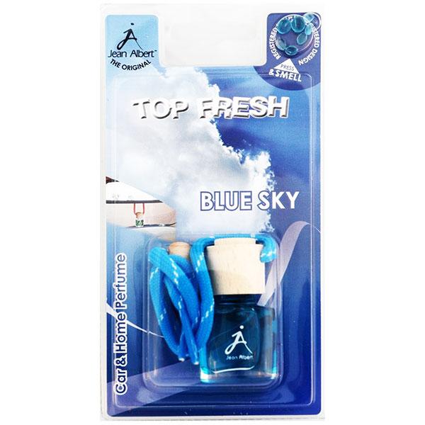 Jean-albert-car-perfume—blue-sky