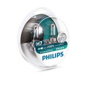 Λάμπες Philips X-tremeVision H7