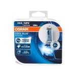Λάμπα Αυτοκινήτου Osram H4 Cool Blue Intense Halogen 12V 2τμχ