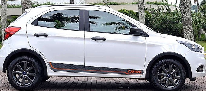 Ford Freestyle As Figo Cross Launch Details Changes