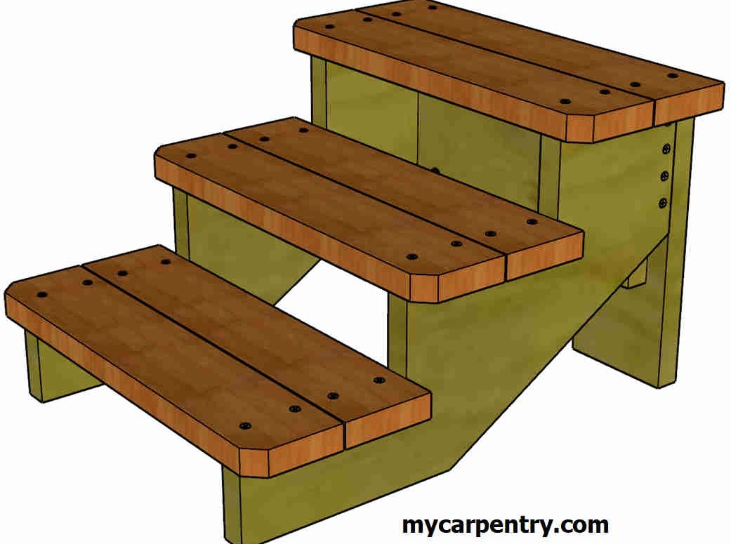 Custom Stairs Free Standing Stairs Designed For Travel   Ready Made Outdoor Stairs