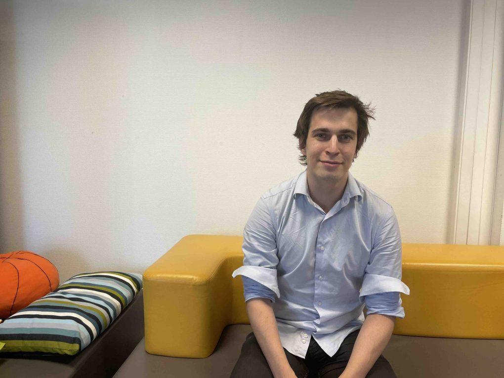 Maxime Sublet, Développeur Dot.net