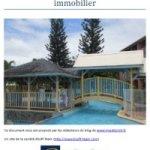 Visite en ligne de notre bungalow à Tartane !