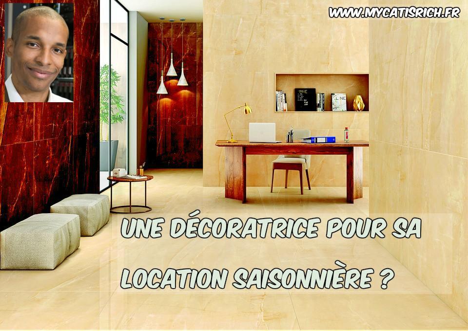 décorateur interieur location meublée