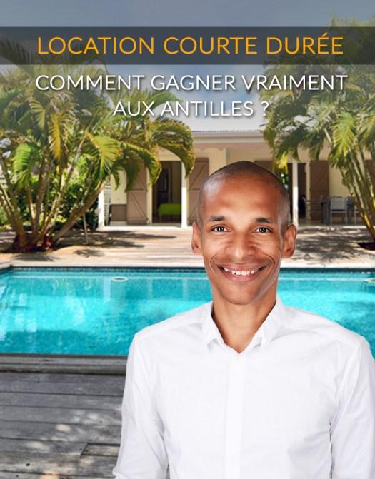 Webinaire gratuit Location courte durée aux Antilles