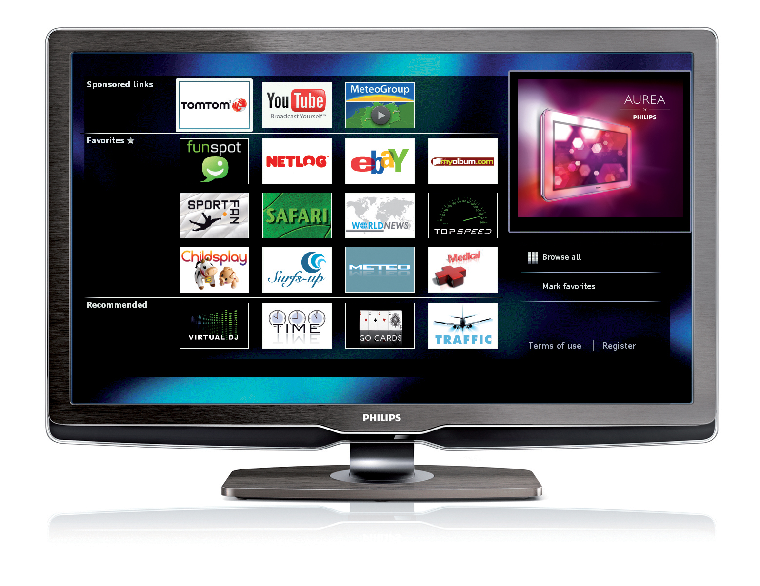philips disables smart tv functionality