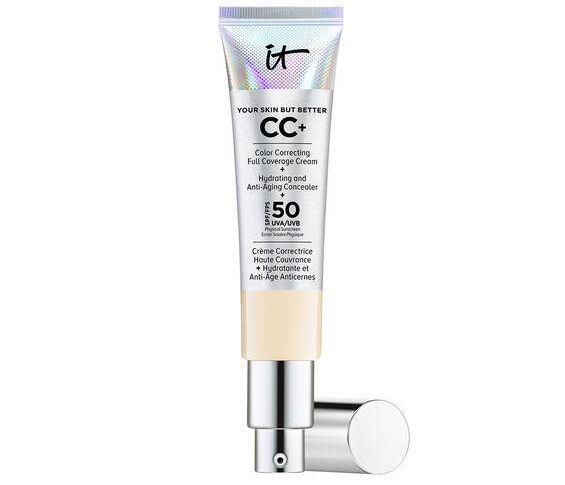 My Celebrity Life – It Cosmetics Your Skin But Better CC+ Cream with SPF 50+