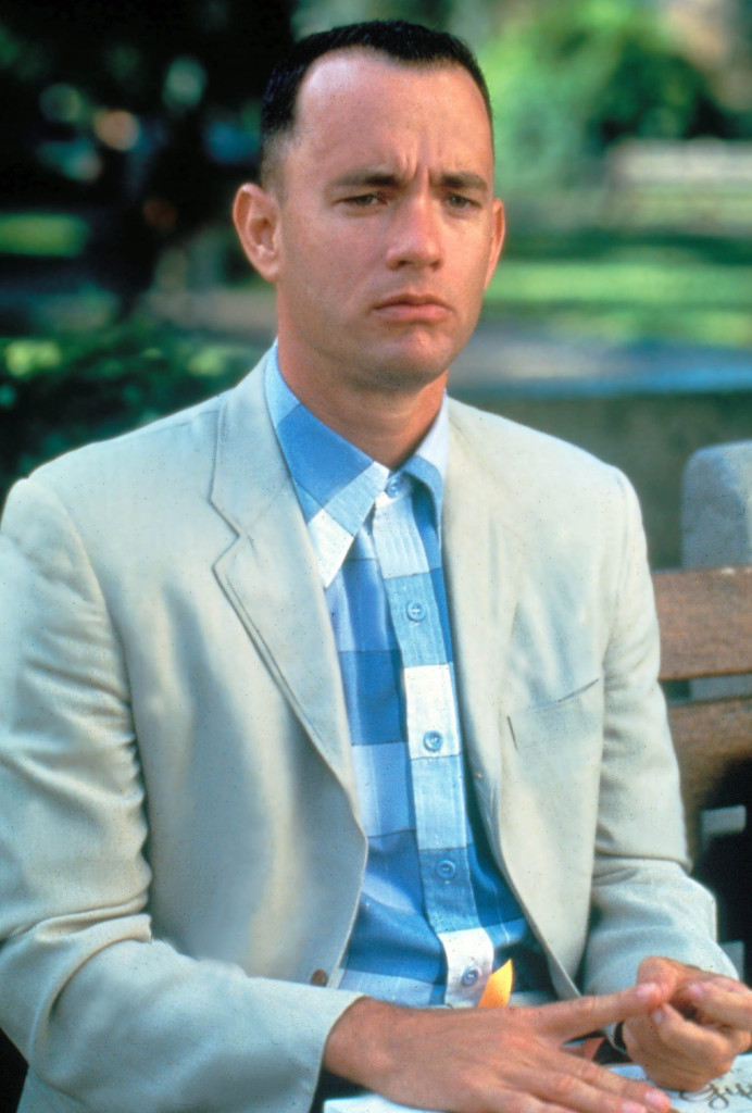 Editorial use only. No book cover usage. Mandatory Credit: Photo by Moviestore/REX/Shutterstock (1594270a) Forrest Gump, Tom Hanks Film and Television 8746201 'Forrest Gump' author Winston Groom dead at 77