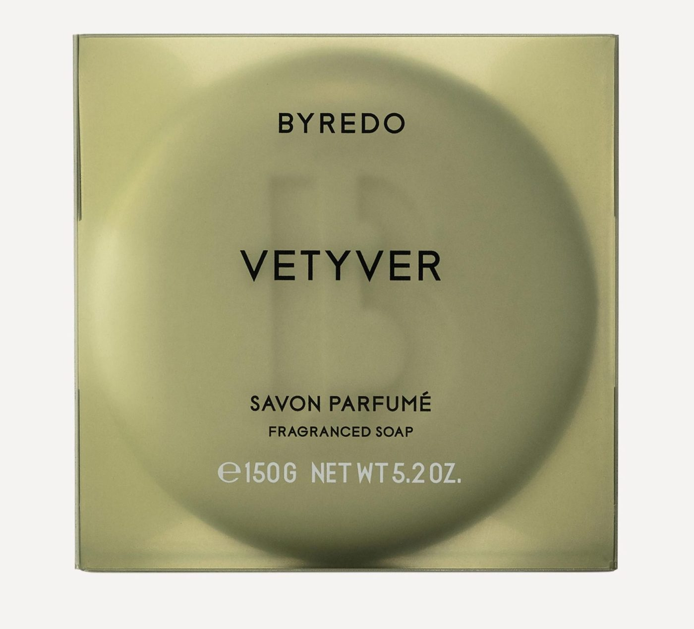 Byredo Vetyver Bar Soap