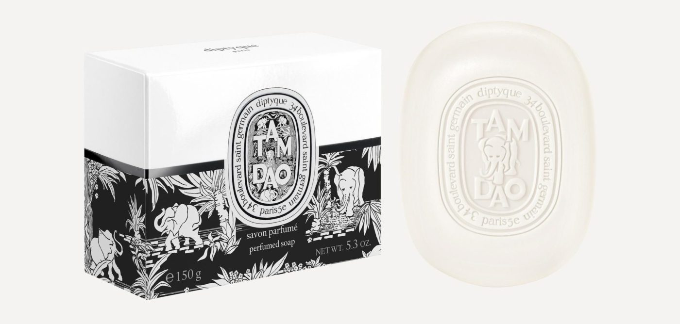 Diptyque Tam Dao Perfumed Bar Soap